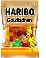 Haribo Saft Goldbären (175 g)