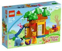 LEGO Duplo Winnie the Pooh Winnies Wald-Haus 5947
