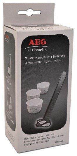aeg electrolux frischwasserfilter mit halterung fwf02. Black Bedroom Furniture Sets. Home Design Ideas