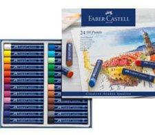 Faber-Castell Ölkreiden Pastell Goldfarber 24 Stück