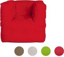 SITTING BULL Couch I Sessel (schwarz)