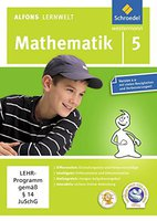 Schroedel Alfons Lernwelt: Mathematik 5 Ausgabe 2009 (Win/Mac) (DE)