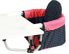 Chic 4 Baby Tischsitz Relax Rainbow Türkis