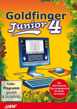 United Soft Media Goldfinger Junior 3 (Win) (DE)