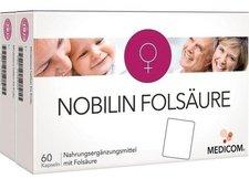 Medicom Nobilin Folsäure Kapseln (2 x 60 Stk.)