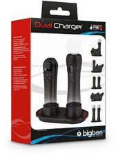 BigBen PS3 Move Dual-Charger