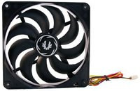 BitFenix Spectre Non-LED Fan schwarz 140mm