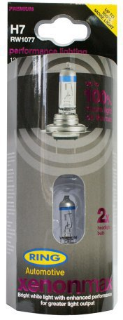 Ring Automotive XenonMax Halogen H7