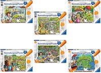 Ravensburger tiptoi: Puzzeln, Entdecken, Erleben - Der Ponyhof