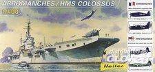 Heller Joustra Arromanches - HMS Colossus (81090)