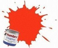 Humbrol 132 - Rot seidenmatt Email 14ml