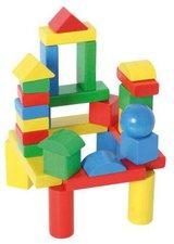 Nemmer Baby Blocs Bausteinetrommel mit 30 bunten Steinen