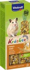 Vitakraft 2 Kräcker Honig (Hamster)