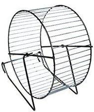 Nobby Hamsterrolle Metall klein (Ø 12,5 cm)