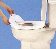 Coghlans Toilettenauflage (10 Stk.)