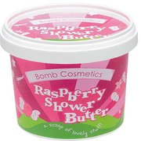 Bomb Cosmetics Raspberry Blower Ice Cream Body Wash