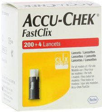 1001 Artikel Medical Accu-Chek Fastclix Lanzetten (204 Stk.)