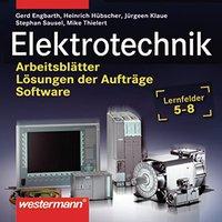LÜK Elektrotechnik Lernfelder 5 - 8 Daten-CD (Win) (DE)