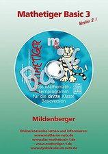 Mildenberger Mathetiger Basic 3 Version 2.1 (Win) (DE)