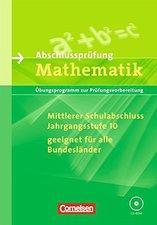 Cornelsen Abschlussprüfung Mathematik (Win) (DE)