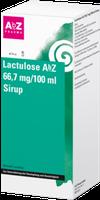 AbZ Lactulose 66,7 g/100 ml Sirup (500 ml)