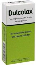 Abis-Pharma Dulcolax Dragees (20 Stk.)