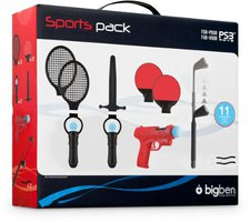 BigBen Move Sports Pack 11 in 1