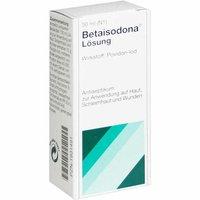Mundipharma Betaisodona Loesung (30 ml)