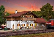 "Vollmer Bahnhof  ""Bad Berg "" (3526)"