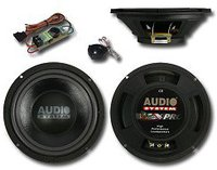 Audio System X--ION 200 VW