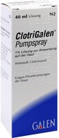 Galenpharma Clotrigalen Pumpspray (40 ml)