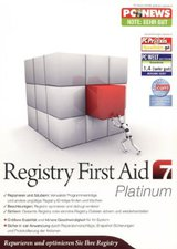 Rose City Software Registry First Aid 7 Platinum (Win) (DE)