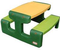 Little Tikes Junior Picknicktisch Evergreen (479A)