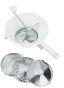 Metaltex Passiermaschine Kunsstoff 24 cm