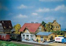 Faller Kleinstation Blumenfeld (110097)