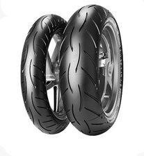 Metzeler 160/60 ZR 17 M/C (69W) Sportec M5 INTERACT TL REAR