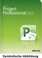 Microsoft Project 2010 Professional (EN)