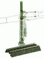 Viessmann Radspannwerk mit Abspannmast  (4264)