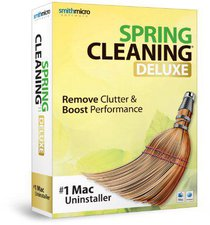 Smith Micro Software Allume Spring Cleaning 11 Deluxe (Mac) (EN)