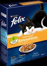 Felix Meaty Sensations Geflügel (1 kg)