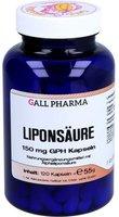 Hecht Pharma Liponsäure Kapseln 150 mg (120 Stk.)