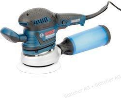 Bosch Exzenterschleifer GEX 125-150 AVE