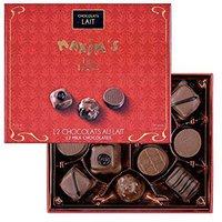 Maxim´s de Paris Milchschokolade-Pralinen-Selektion (110 g)