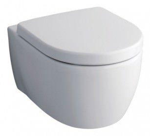 Keramag iCon Tiefspül-WC 53 x 35,5 cm (204000)
