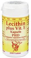 Pharmadrog Lecithin + Vitamin E Kapseln (30 Stk.)
