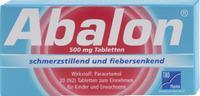TAD Pharma Abalon 500 mg Tabletten (20 Stk.)
