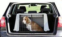 Trixie Traveller Auto-Transportbox, (82 cm)