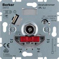 Berker Drehdimmer NV mit Softrastung (2873)