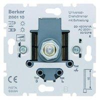 Berker Universal-Drehdimmer mit Softrastung (286110)