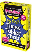 Green Board Games My First Times Tables Snap (englisch)